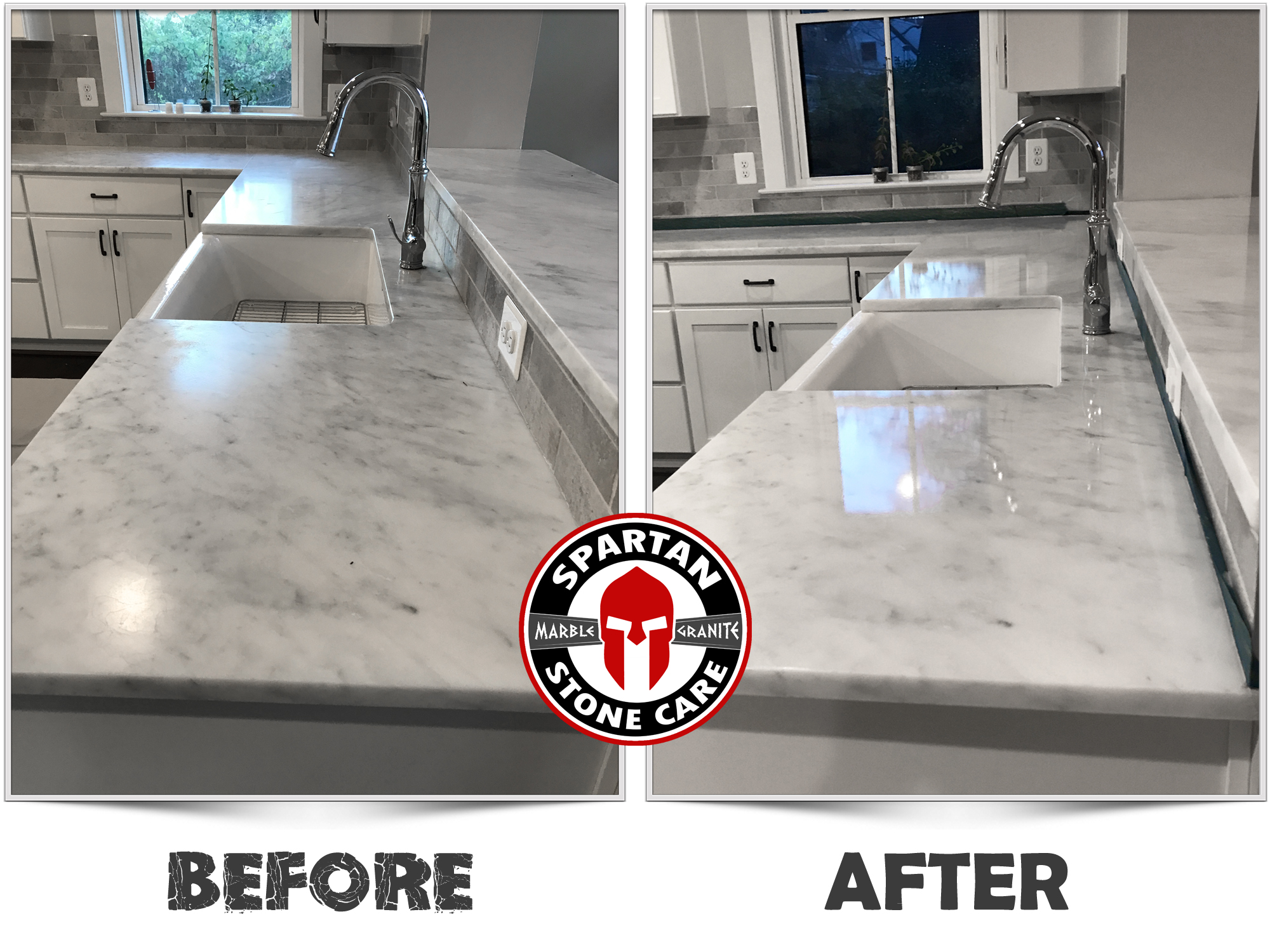 Spartan Stone Care - Marble Polishing in DC, MD, VA
